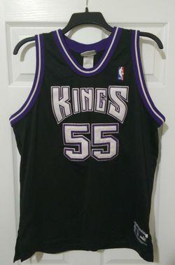 Men's Size 48 Puma Sacramento Kings Jason Williams Jersey Pre-Owned Thumbnail