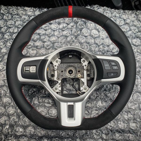 Evo X Customized Steering Wheel Evolution Mitsubishi 850