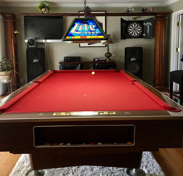Murrey Pro Series Pool Table For Sale In Garden Grove CA - Murrey billiard table