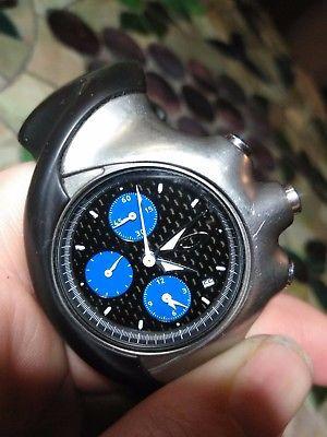 bfcd483efd Unique Oakley Detonator Chronograph Watch 10 Bar Hydrophobic Sports Men for  Sale in Portland