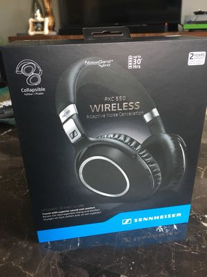 Sennheiser PXC 550 wireless headphones for Sale in Portland, OR