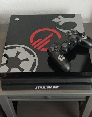 930332f8c6a PS4 Pro Star Wars Edition & Xbox One X w/ Elite Controller for Sale in