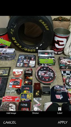 NASCAR MEMORABILIA Thumbnail