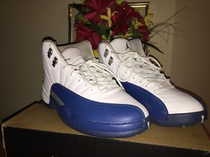 Air Jordan 12 French Blue for Sale in Montgomery Village, MD