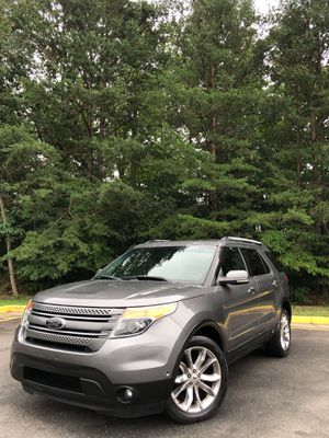 2013 FORD EXPLORER LIMITED FULLY LOADED for Sale in Springfield, VA