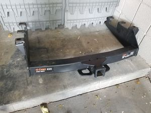 """XTRA DUTY CLASS 5 TRAILER HITCH WITH 2"""" RECEIVER #15302 for Sale in Las Vegas, NV"""