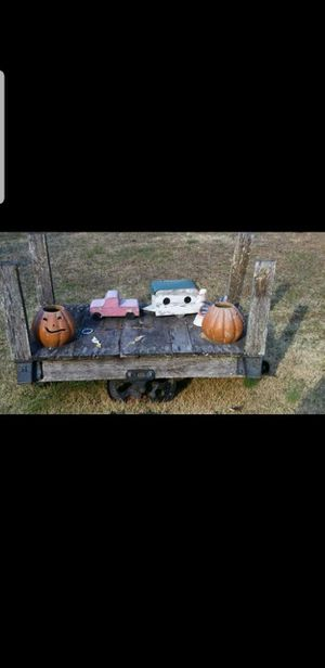 North wilksboro textile cart for Sale in Hillsborough, NC