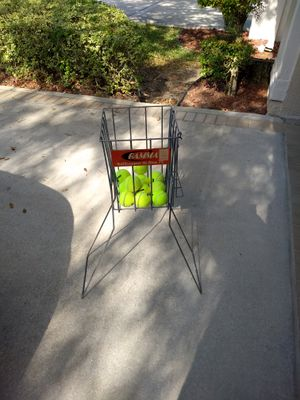 Gamma Ballhopper Hi Rise 75 with balls for Sale in Orlando, FL
