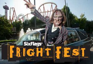 Sixflags fright fest day passes for Sale in Eureka, MO