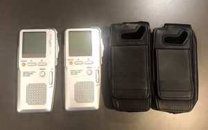 Olympus Digital Dictation Device, mint condition. 25 dollars each. for Sale in Detroit, MI