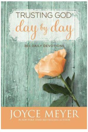 Trusting God Daily Devotions book for Sale in Manassas, VA
