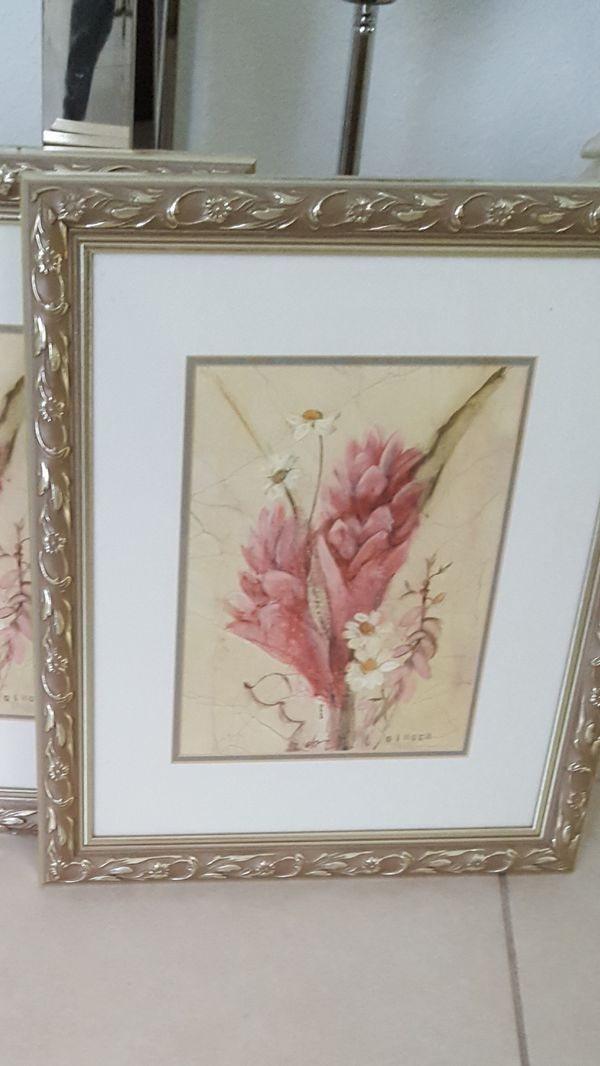Picture frames, 15 1/2 X 17 1/2. From Michael\'s. Original price on ...