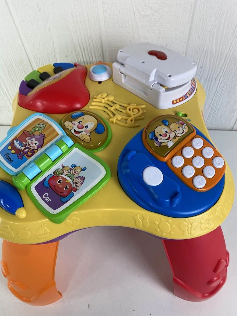 Learning Table  Fisher Price