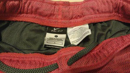 Nike Dri-Fit Girls Shorts Thumbnail