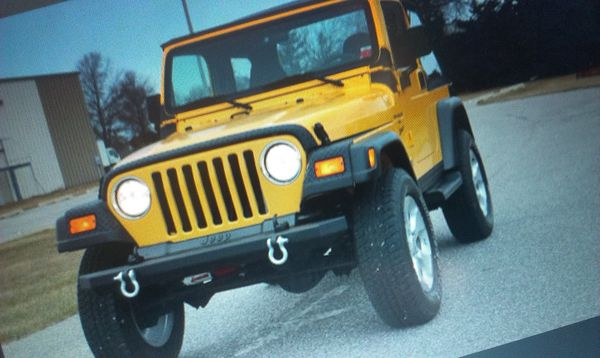Owner 2001 Jeep Wrangler For More Info Please Leave Your E Mail