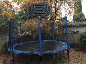 Trampoline jump sport for Sale in Vacaville, CA