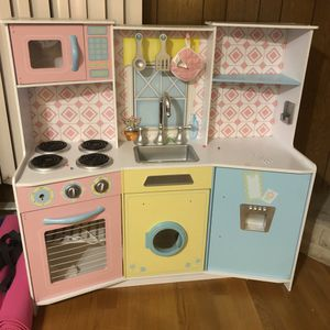 Child's toy kitchen for Sale in Falls Church, VA