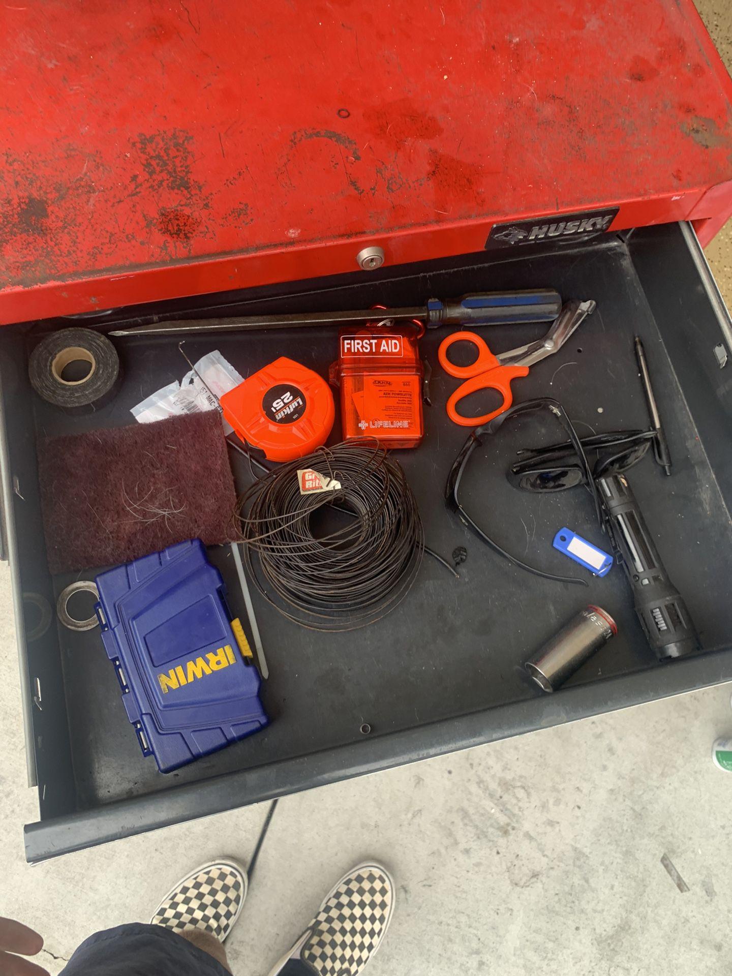 Husky toolbox