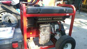 Generac 4000XL for Sale in Graham, WA
