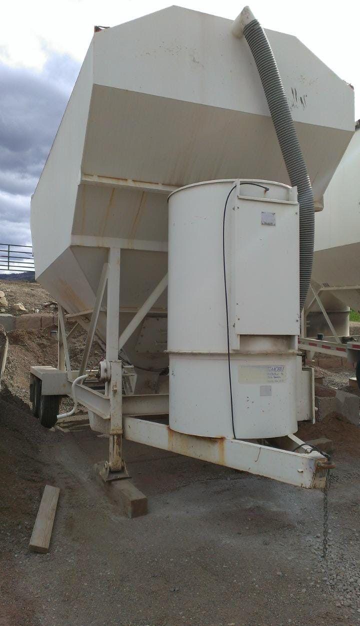 2009 Concrete Mixed $18,000