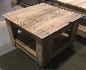 Custom made pallet tables (made as ordered) for Sale in Powhatan, VA