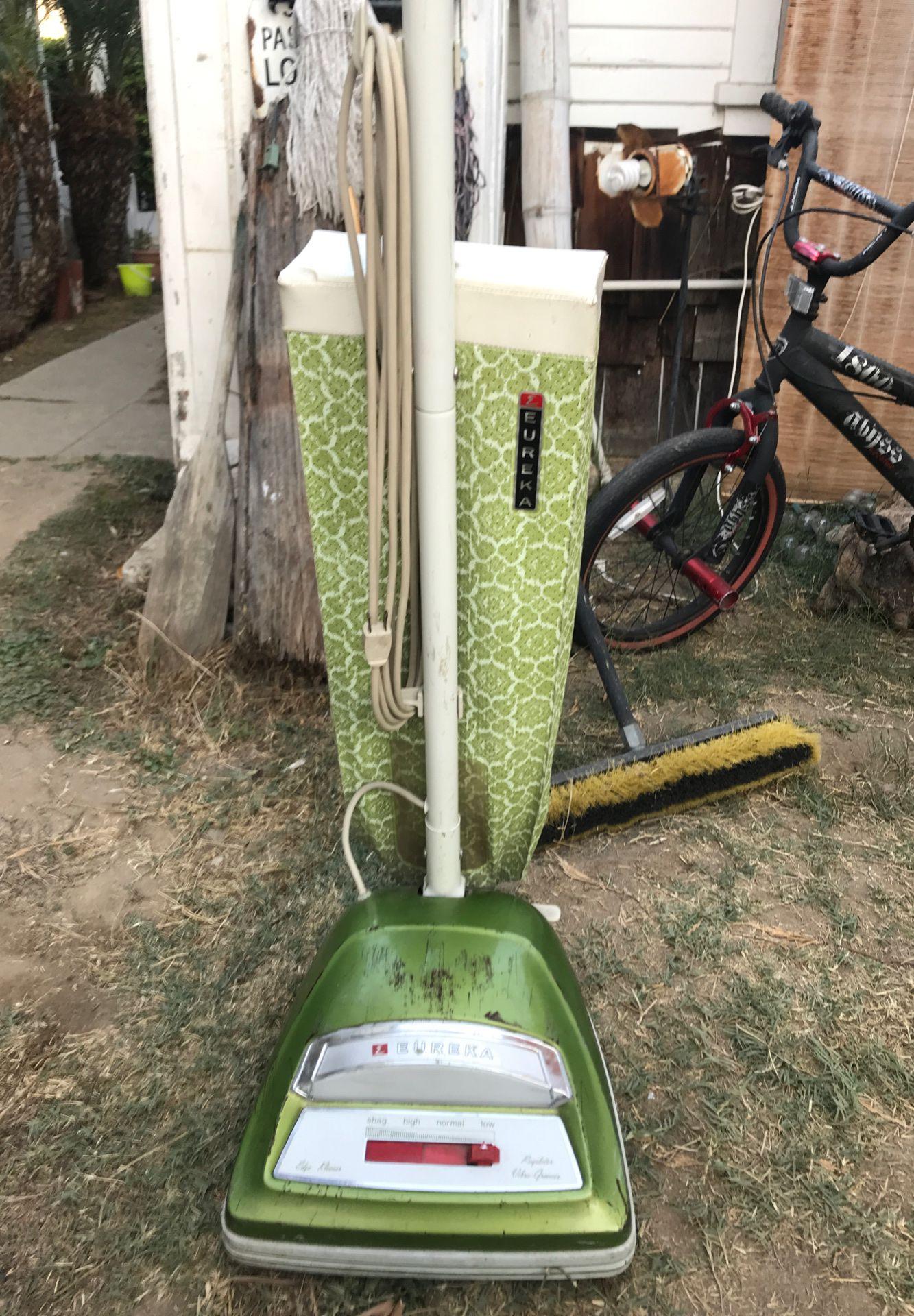Antique EUREKA vacuum