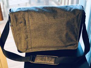 Case Crown Grey Messenger/Laptop Bag for Sale in Leesburg, VA
