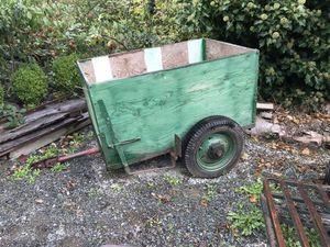 Wood Cart / Trailer for Sale in Kirkland, WA
