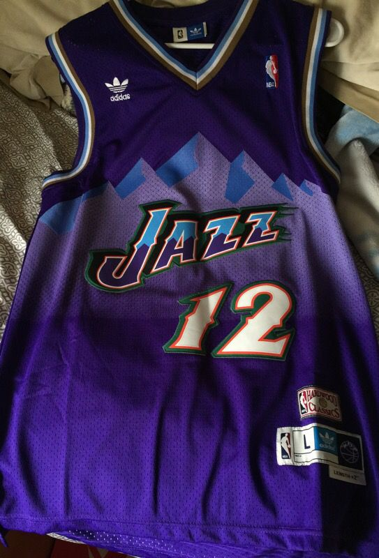 newest 33776 362ca NBA Jersey John Stockton for Sale in Covina, CA - OfferUp