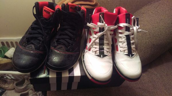 ae97c6c11fd1 2 pairs Derrick Rose 2.5 for Sale in Robbins