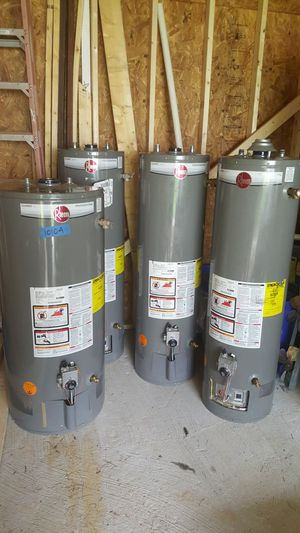New water heaters for Sale in Gaithersburg, MD