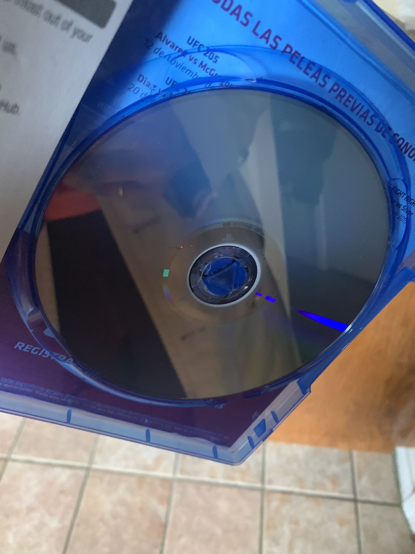 PS4: UFC-3