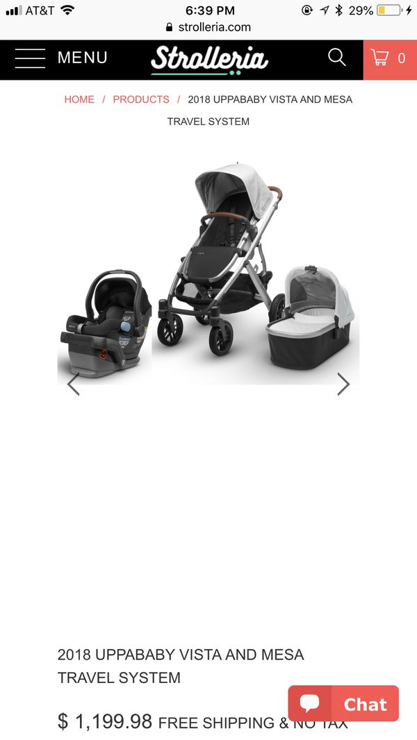 Uppa Baby Travel System For Sale In Slidell La Offerup