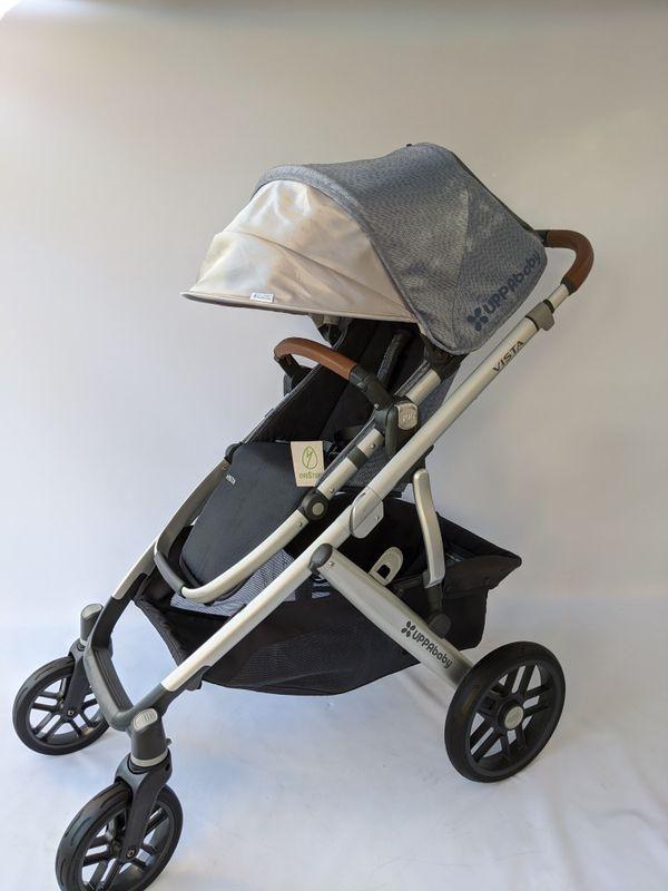 Uppababy vista stroller FIRM PRICE for Sale in Glendale ...
