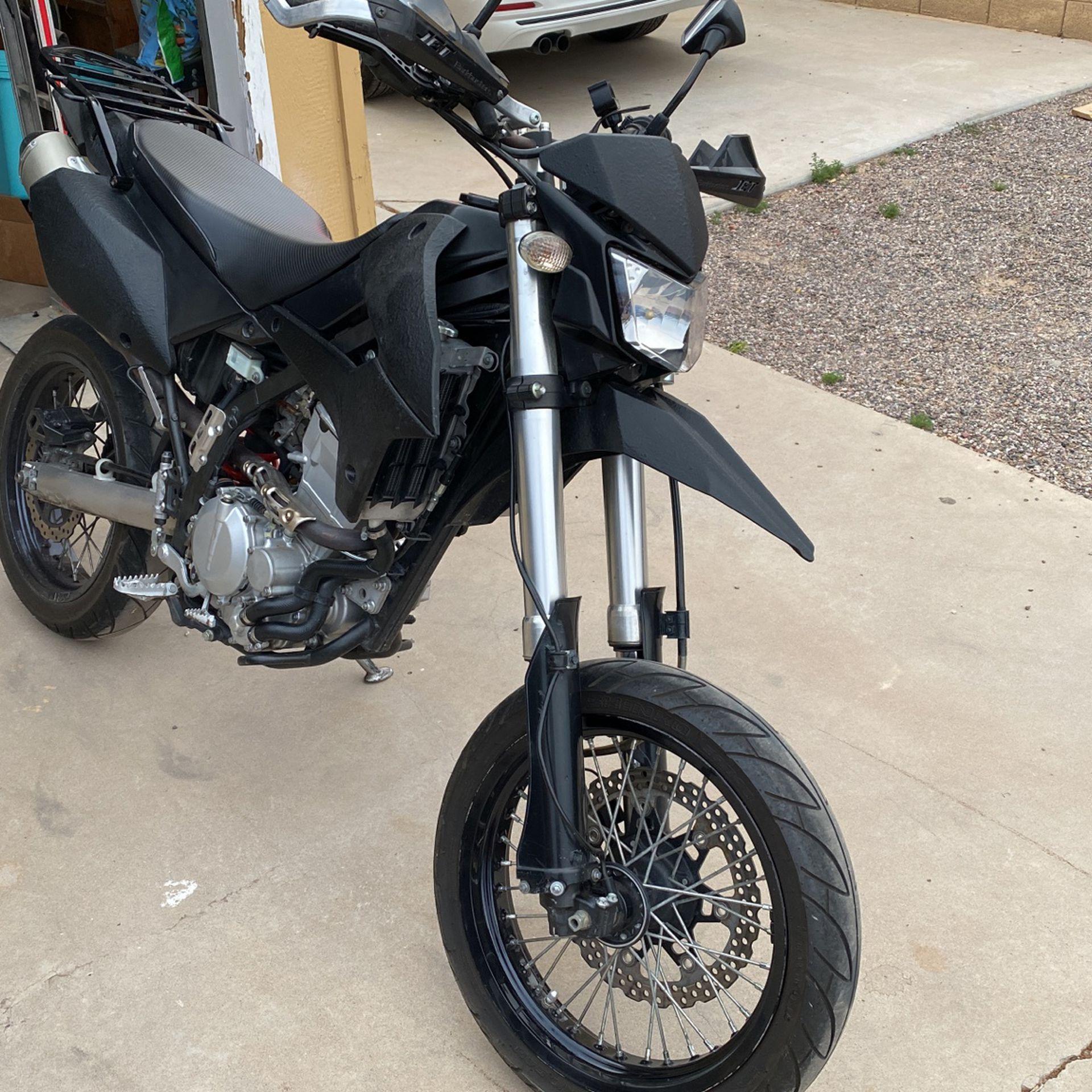 2009 Kawasaki klx 250 sf