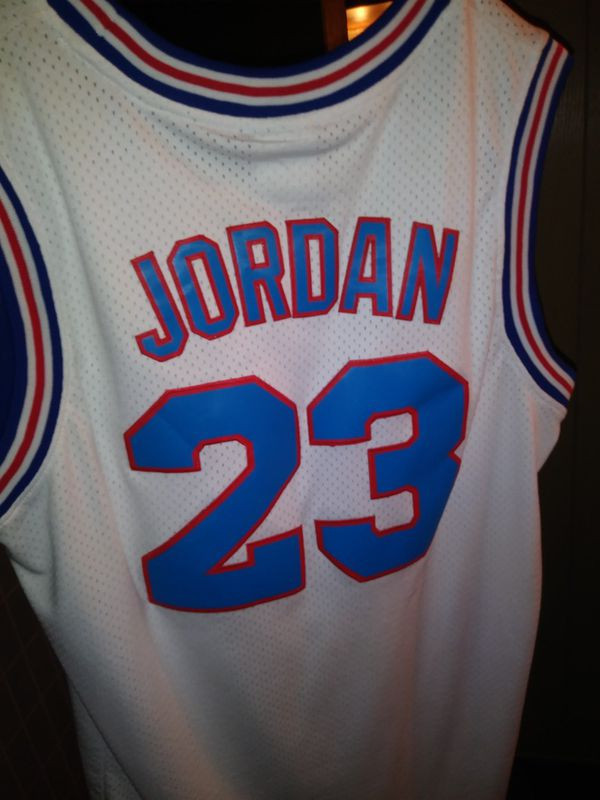 outlet store a743d ecee4 Michael Jordan Space Jam Jersey for Sale in North Fort Myers, FL - OfferUp