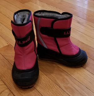 Toddler Winter Boots for Sale in Bunker Hill, WV