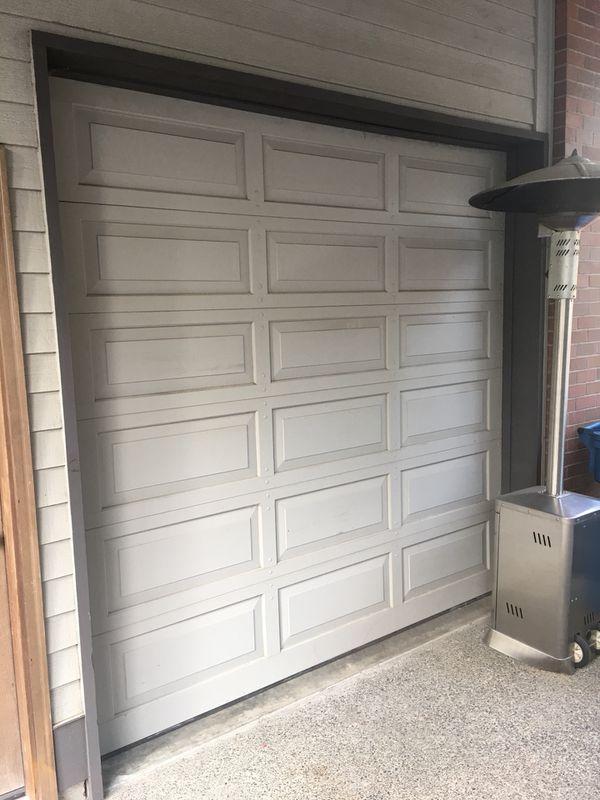 Shop Garage Door 96x96 With Opener For Sale In Auburn Wa Offerup