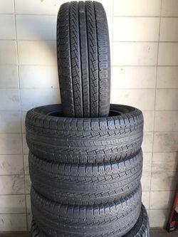 275-55-20 Michelin,Goodyear , Bridgestone Thumbnail