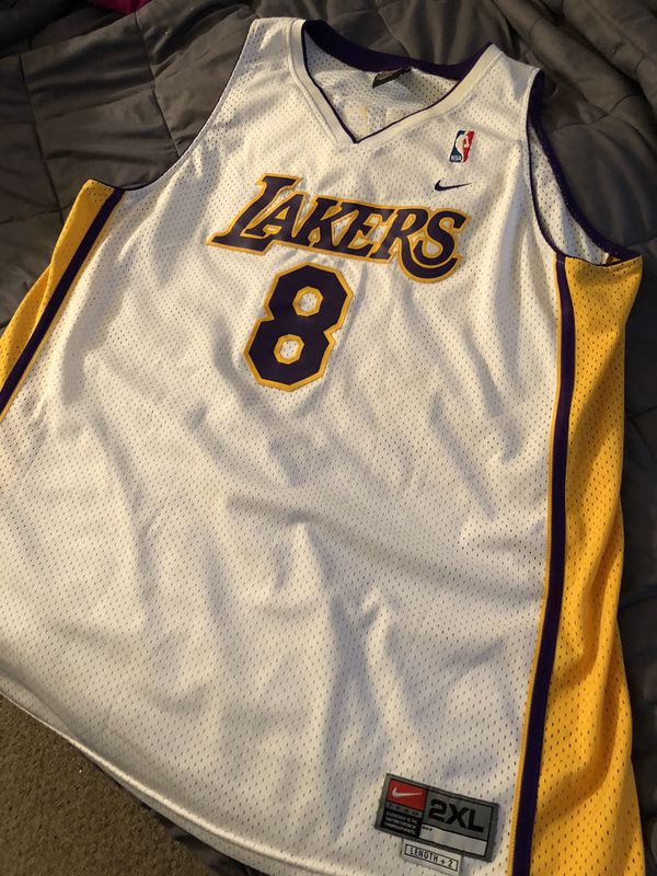 454d31a7dee Kobe Bryant Jersey  8 for Sale in Azusa