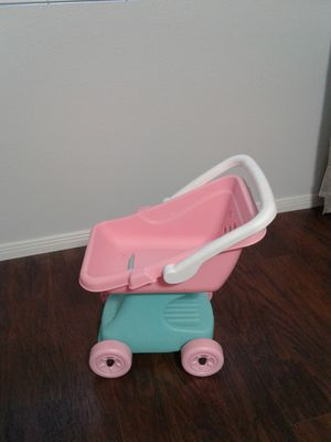 Photo Baby stroller for dolls (step 2)