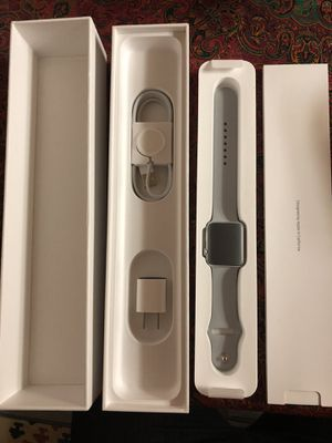 Apple Watch Series 3 (GPS + Cellular), 42mm Aluminum Case Sport for Sale in Los Angeles, CA