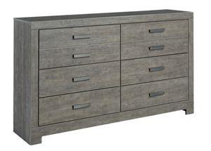 Grey oak 6 drawer dresser for Sale in Washington, DC