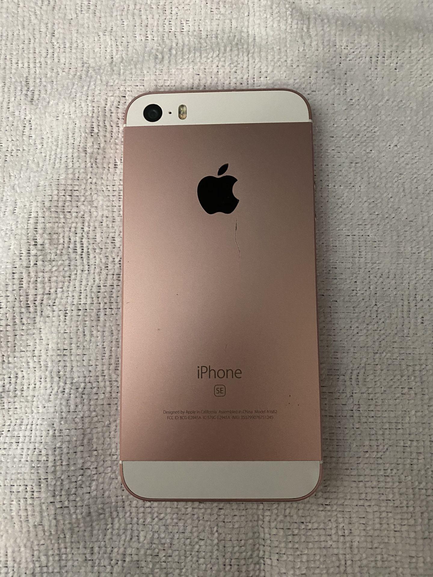 iPhone SE Old model
