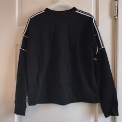 NWT NOBO Black Graphic Sweatshirt Sz:Large Thumbnail