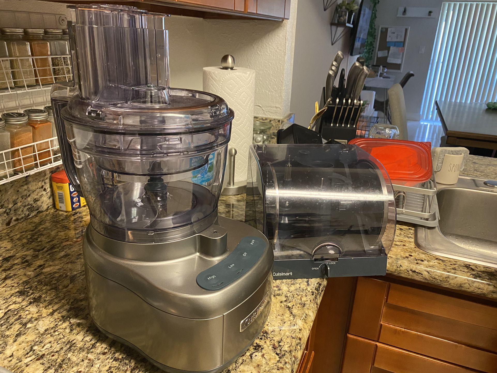 Cuisinart 13-cup Electric Food Processor