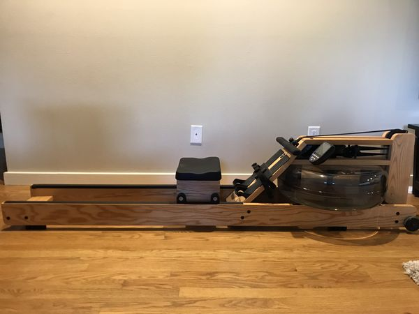 WaterRower Natural Rowing Machine with S4 Monitor for Sale in Seattle, WA -  OfferUp