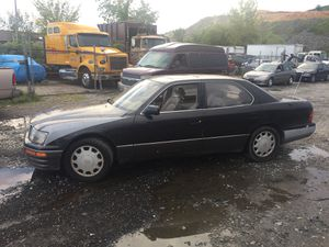 1995 Lexus Ls400 200k Hwy Miles runs and drives!!!! for Sale in Temple Hills, MD