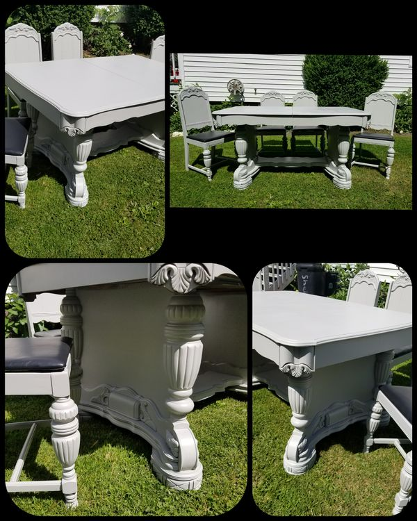 Table And 4 Chairs Furniture In Schenectady Ny Offerup