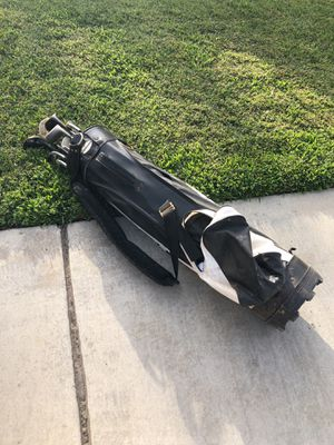 Golf Clubs with bag for Sale in Fresno, CA